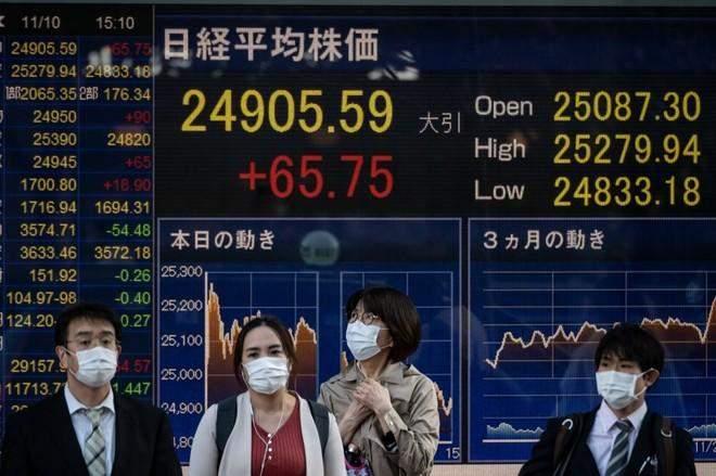 جني أرباح يهبط بمؤشرات الأسهم اليابانية