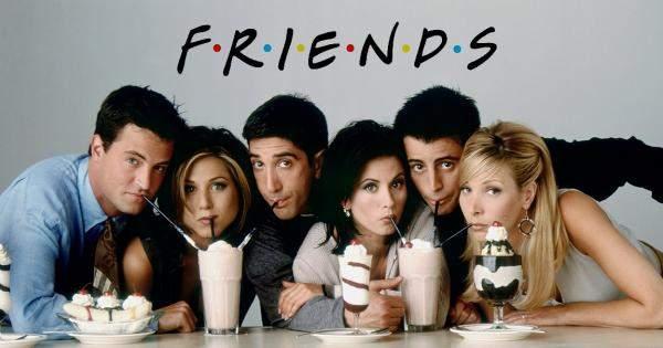 """شاهد مسلسل """"Friends"""" واحصل على 16 ألف دولار!"""