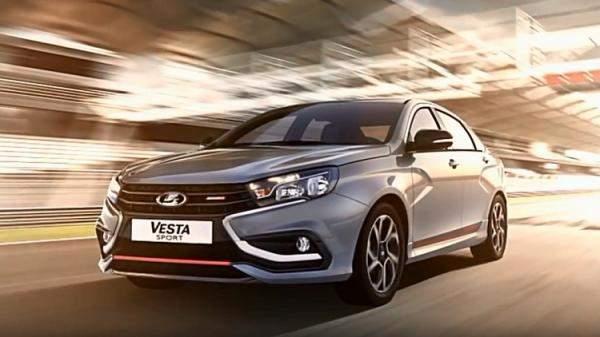 """""""لادا"""" تطلق نسخة رياضية من سيارات """"Vesta"""" الشهيرة"""