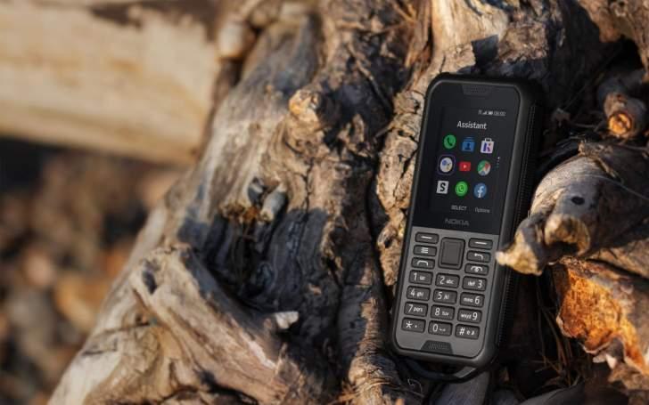 """""""800 Tough"""" هاتف جديد من """"نوكيا"""" للاستخدامات الشاقة"""