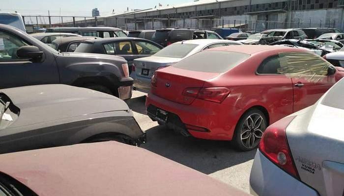 رئيس نقابة مستوردي السيارات المستعملة يبحث مع خليل تسهيل اخراج السيارات من المرافئ