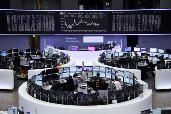 صعود الأسهم الأوروبية عند ختام التداولات قبيل إعلان قرار الاحتياطي الفيدرالي