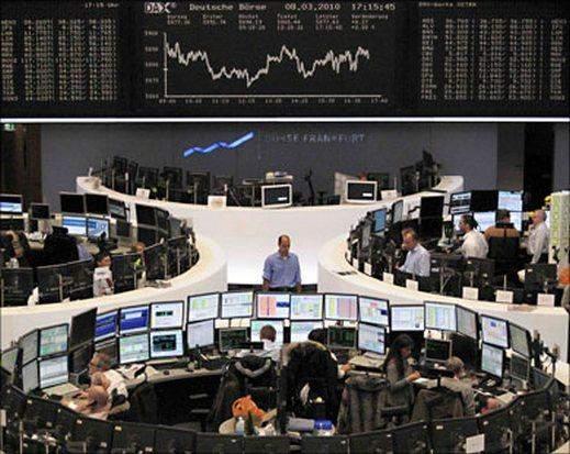 الأسهم الأوروبية ترتفع مع ترقب قرار البنك المركزي