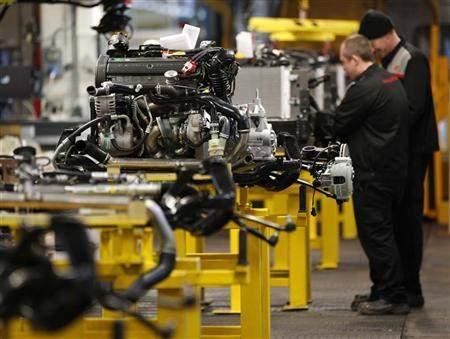 الإنتاج الصناعي يتراجع في منطقة اليورو لكن بأقل من التوقعات