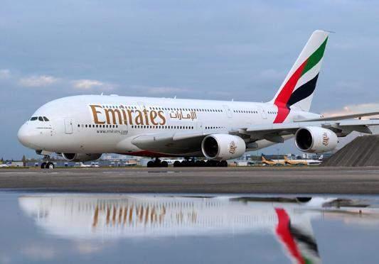 """""""طيران الإمارات"""" تعتزم تشغيل نحو 70% من طاقتها بحلول الشتاء"""