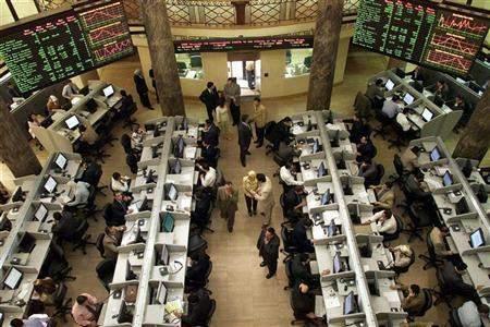 بورصة مصر تغلق على إنخفاض بنسبة 1.15% عند 11416.74 نقطة