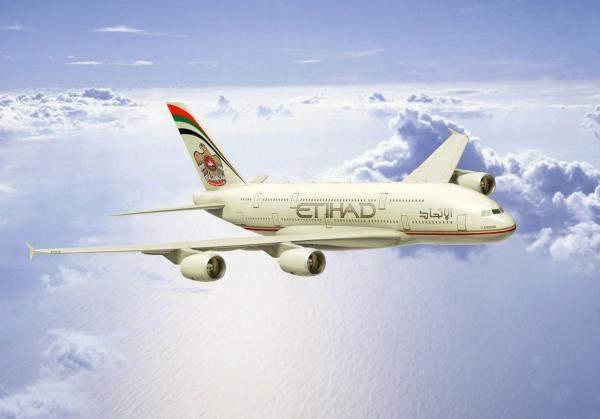 """""""الإتحاد للطيران"""" تصدر صكوكاً بقيمة 600 مليون دولار"""
