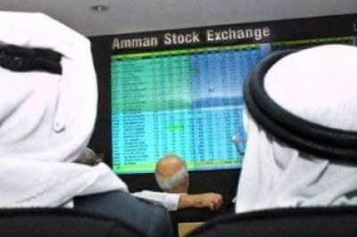 بورصة الأردن تغلق على ارتفاع بنسبة 1.55% عند 1706.99 نقطة