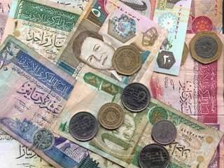 تراجع الايرادات الضريبية في الأردن الى 2.25 مليار دولار