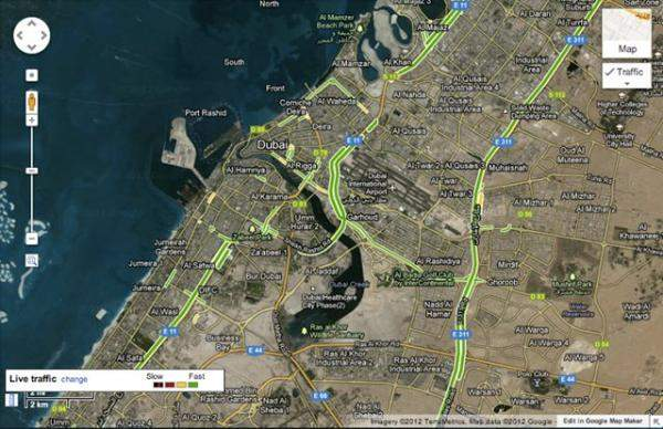 """""""خرائط غوغل"""" تطرح ميزات جديدة لمساعدة مُستخدميها على التنقل بأمان خلال جائحة فيروس كورونا"""