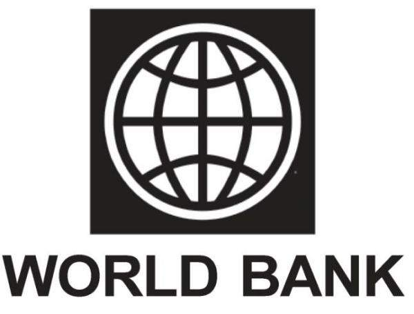 تظاهرة احتجاجية امام مقر البنك الدولي في بيروت
