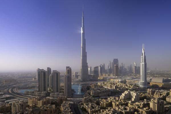 """تكلفة """"جيفورا"""" أعلى فندق بالعالم في دبي تبلغ 1.3 مليار درهم"""