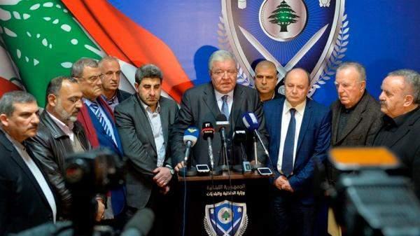 رئيس اتحادالنقل البرييعلن تأجيل الاضراب لما بعد لقاءالحريري يوم الجمعة