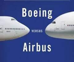 """إتفاق بين أميركا والإتحاد الأوروبي على وقف النزاع حول """"إيرباص"""" و""""بوينغ"""" لـ5 سنوات"""