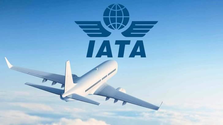 """""""إياتا"""" يتوقع تراجع حركة النقل الجوي 66% في 2020"""