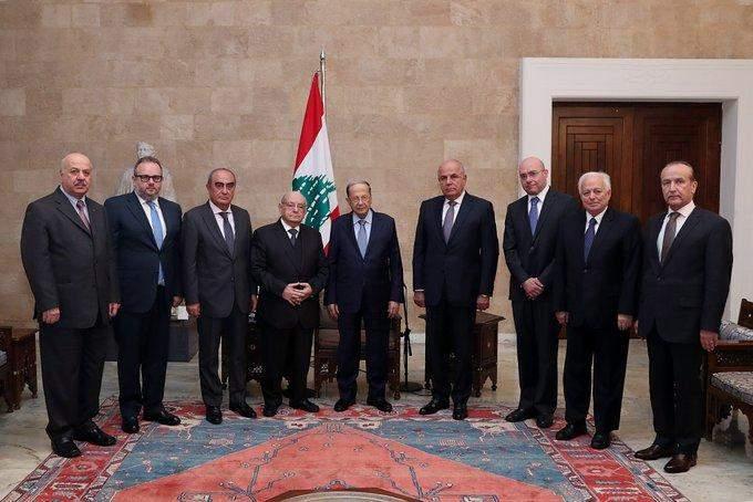 الرئيس عون يكشف لزواره عن إجراءات مالية وإصلاحات بنيوية
