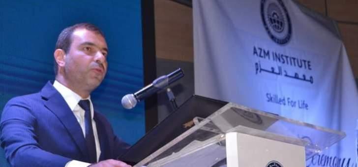 أفيوني: التكنولوجيا باتت مندمجة مع كل المرافق الاقتصادية وهي العامل الأهم الذي يفعل الاقتصاد
