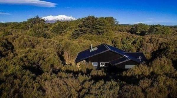 """""""نايت سكاي كوتيج""""أول فندق صديق للبيئة في نيوزيلندا"""