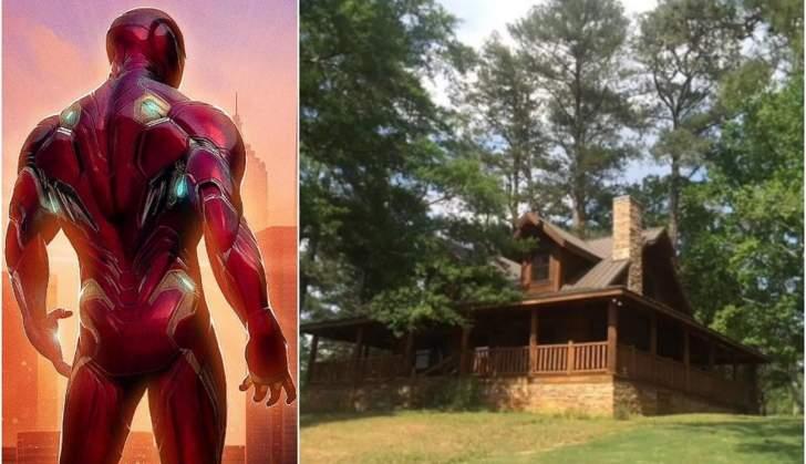 """مقصورة من """"Avengers: Endgame""""أصبحت متاحة للإيجار على """"Airbnb"""""""
