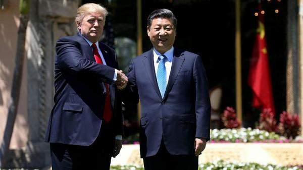 لقاء ترامب وشي...التجارة هي الصفقة الثنائية الوحيدة التي يمكن التحدث عنها
