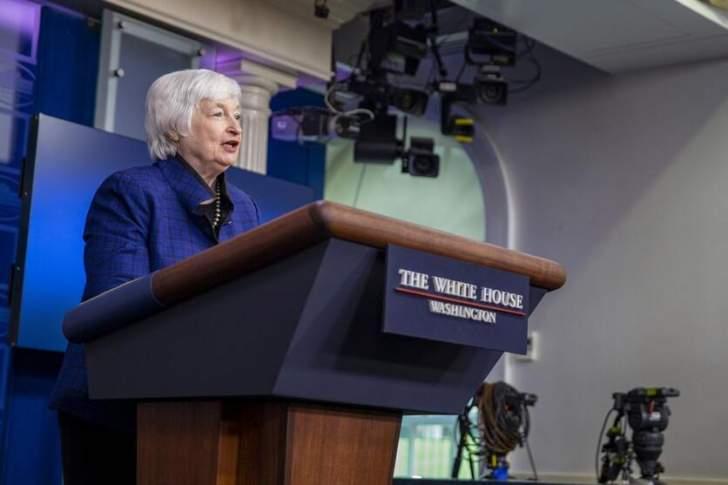 وزيرة الخزانة الأميركية: الإقتصاد حقق تقدماً لافتاً لكن يحتاج مزيداً من الدعم