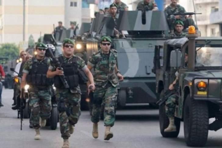 أميركا تفرج عن المساعدات المخصصة للجيش اللبناني والبالغة 100 مليون دولار