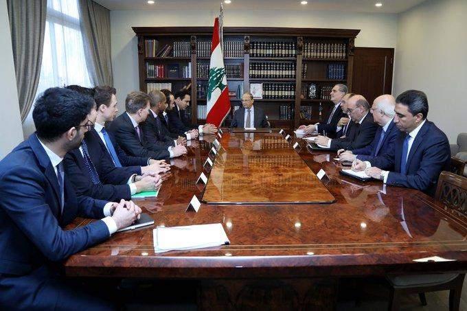 """الرئيس عون: تأليف الحكومة سيساعد أصدقاء لبنان على إستكمال مسار """"سيدر"""""""