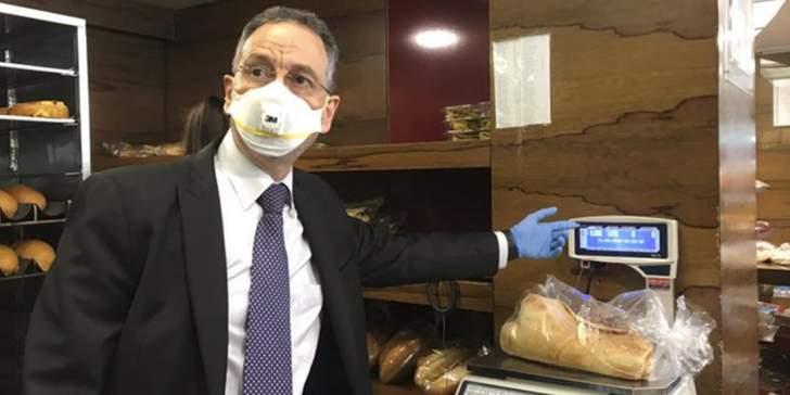 انخفاض سعر ربطة الخبز مع انخفاض سعر صرف الدولار والقمح