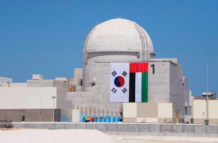أولى محطات الإمارات للطاقة النووية تصل إلى 80% من قدرتها الإنتاجية