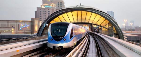 """الامارات: إنجاز مشروع """"مسار 2020"""" لمترو دبي بلغ نسبة 70%"""
