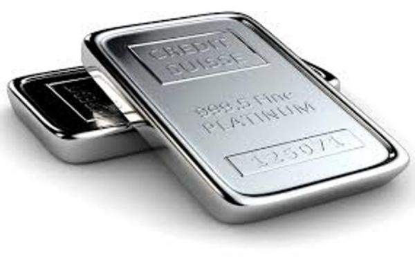 أسعار البلاتينيوم تتراجع بنسبة 0.77% الى 929.25 دولار للأونصة