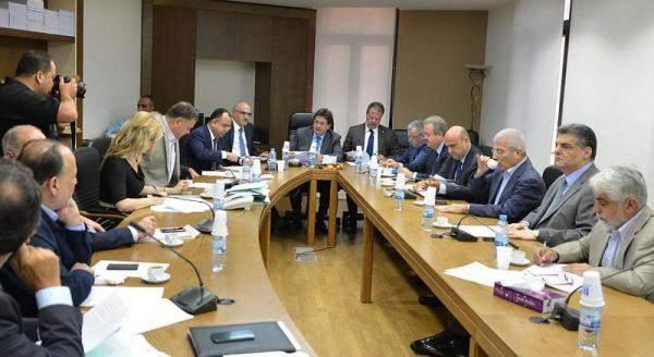 لجنة المال تقر موازنات رئاسة الجمهورية والحكومة