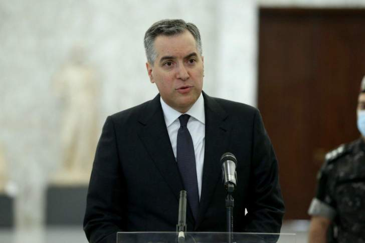 أديب: سننطلق من مبدأ أن الحكومة يجب أن تكون حكومة اختصاصيين تستعيد ثقة اللبنانيين