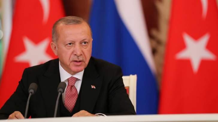 أردوغان: تركيا تخوض حرباً إقتصادية على الفائدة وأسعار الصرف