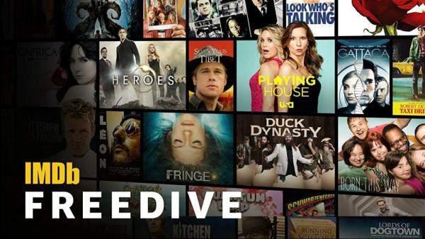 """""""أمازون"""" تعلن عن خدمة """"IMDb Freedive"""" التي ستقدم محتوى مرئي مجاني"""
