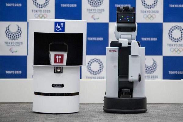 بالصور.. اليابان تكشف النقاب عن روبوتات وسترات آلية لمساعدة العمال في أوليمبياد 2020