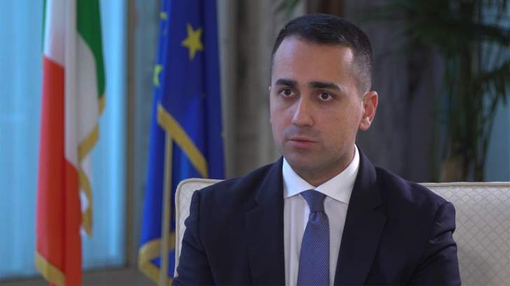 وزير الخارجية الإيطالي: نأمل أن تفتح دول الاتحاد الأوروبي حدودها أمام الإيطاليين بدءا من منتصف حزيران