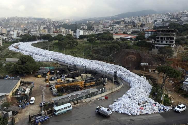 فضيحة جديدة في ملف النفايات.. نواب أوروبيون يطالبون لبنان باسترداد أكثر من 38 مليون دولار