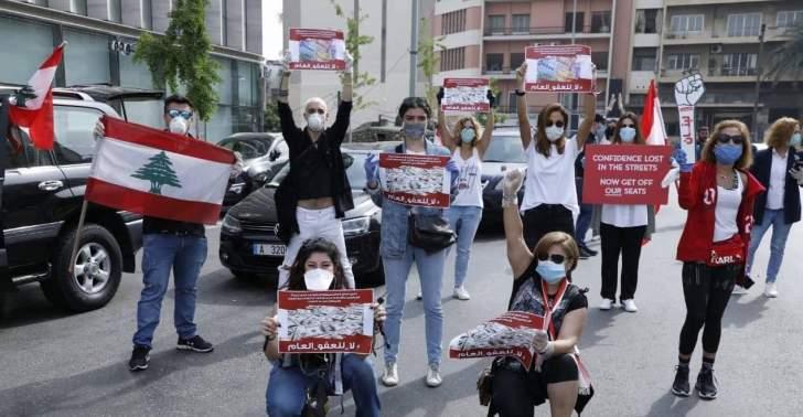 سفراء الدولة الغربية.. لا تثقوا بالسياسيين اللبنانيين