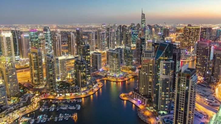 هبوط حاد بالاستثمار الأجنبي في دبي