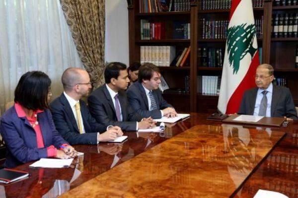 الرئيس عون: تعزيز القطاعات الانتاجية ومكافحة الفساد تشكل اسس خطة النهوض الاقتصادي