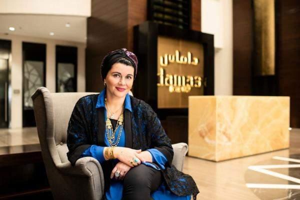 """""""مجوهرات داماس"""" تختار للمرة الأولى امرأة لمنصب رئيس تنفيذي"""