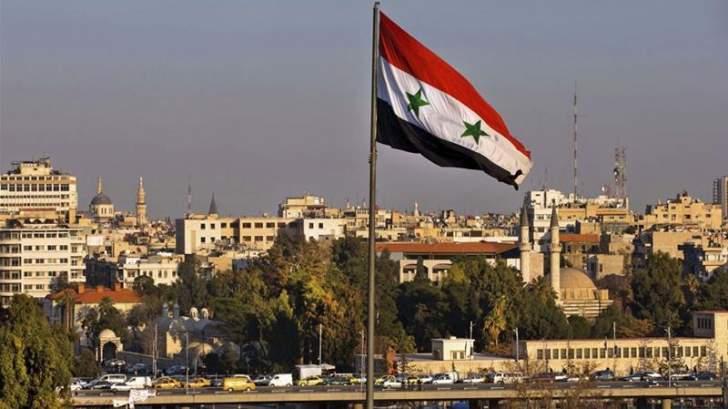 """سوريا تسجل أول حالة وفاة بفيروس """"كورونا"""""""