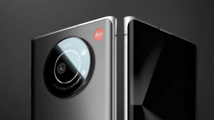 """""""لايكا"""" الألمانية المُطورة للكاميرات تكشف عن أوَّل هواتفها"""