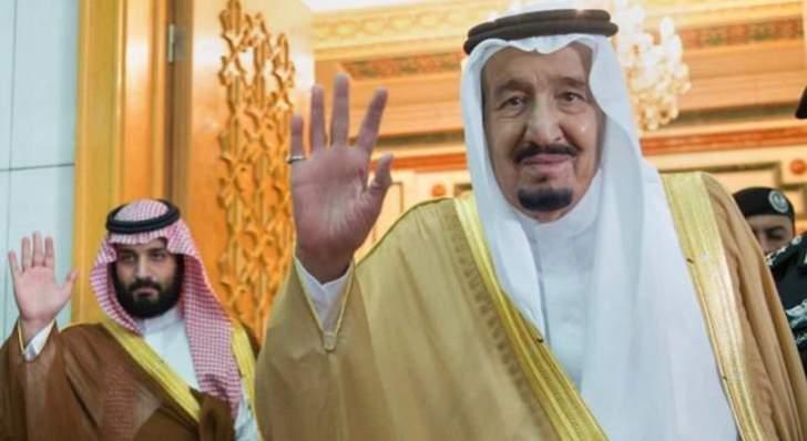 الملك السعودي يوجه بتقديم مساعدات عاجلة للبنان