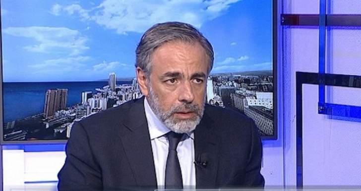 """بحصلي: هناك آلية جديدة لـ""""مصرف لبنان"""" ووزارة الإقتصاد في ما خص البضائع المدعومة"""