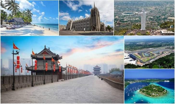 """""""Airbnb"""" يكشف عنالوجهات السياحية الأكثر شعبية لعام 2020"""