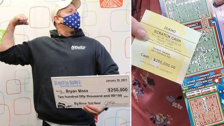 فاز بجائزة اليانصيب 6 مرات... كيف حدث ذلك؟