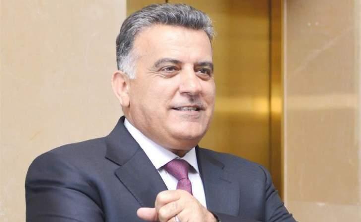 القاضي صوان يستمع إلى إفادة اللواء إبراهيم في قضية إنفجار المرفأ