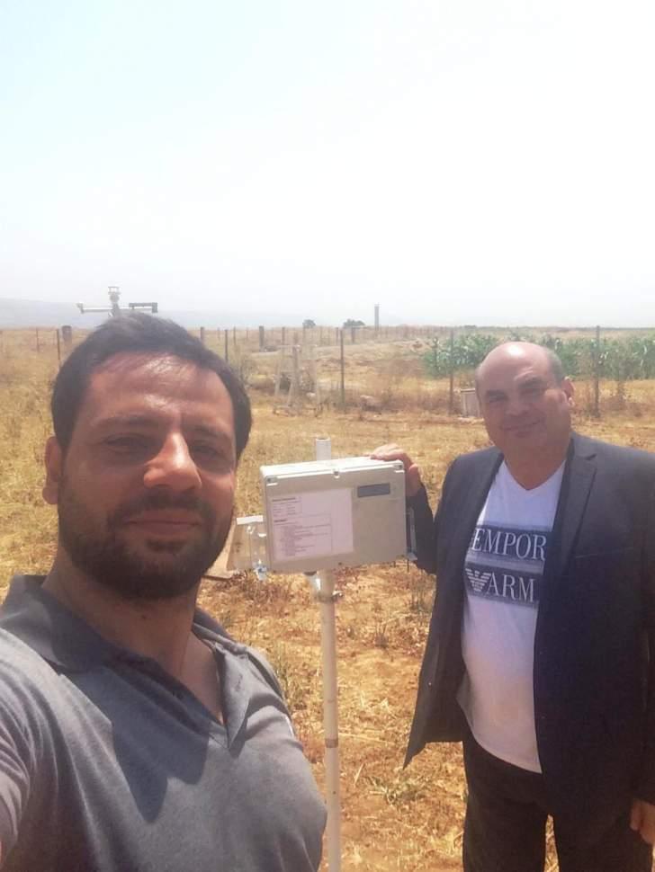 ناجي كعدي يضيف براءة اختراع لبنانية جديدة تفيد الطبيعة والمزارعين